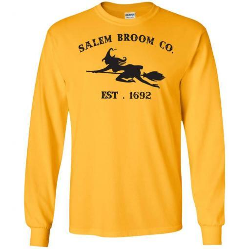 Salem Broom CO EST1692 shirt - image 147 510x510
