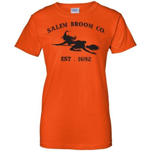 Salem Broom CO EST1692 shirt - image 153 510x510