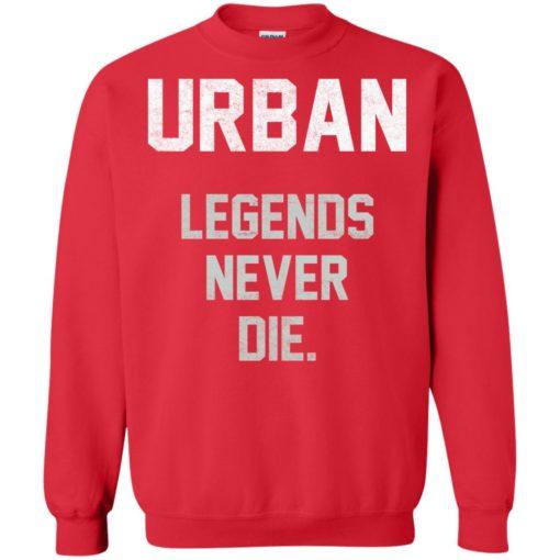 Urban Legends Never Die shirt - image 1547 510x510