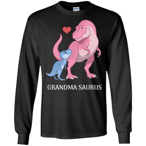 Grandma Saurus shirt - image 157 510x510