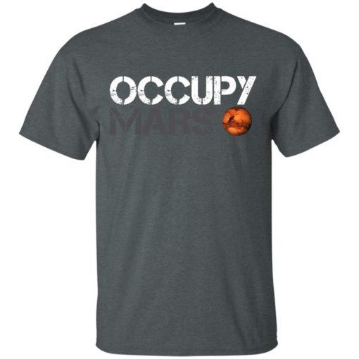 Occupy Mars shirt shirt - image 1606 510x510