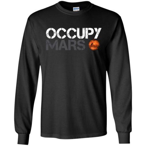 Occupy Mars shirt shirt - image 1607 510x510