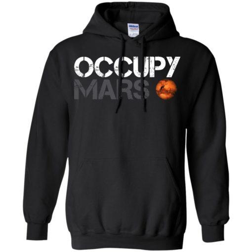 Occupy Mars shirt shirt - image 1608 510x510