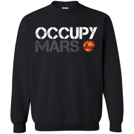Occupy Mars shirt shirt - image 1609 510x510
