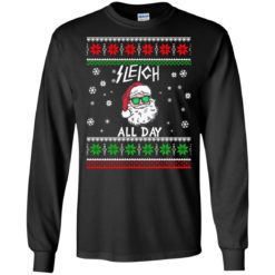 Santa Sleigh All Day Christmas Sweatshirt shirt - image 1824 247x247