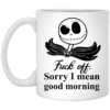Don't talk to me until Ihaveeaten this mug shirt - image 20 100x100