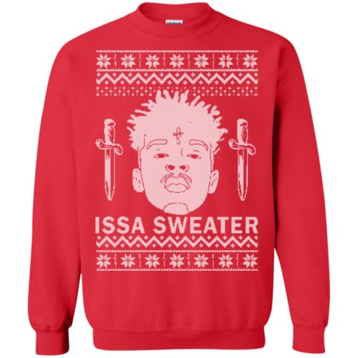 21 Savage Rapper Issa sweater shirt - image 2039 510x510