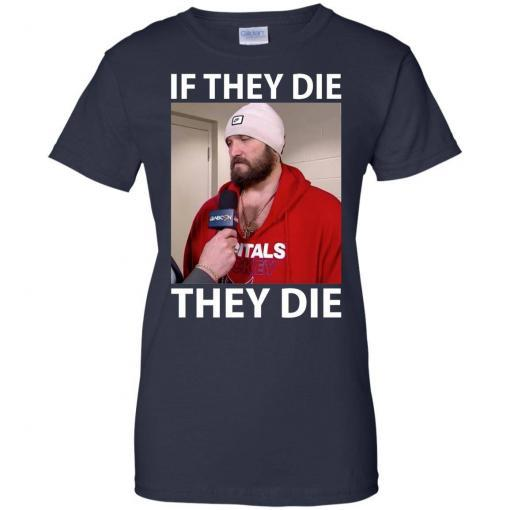 Alex Ovechkin if they die they die shirt - image 21 510x510