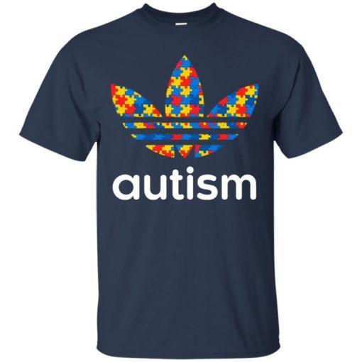 Autism Adidas shirt - image 2647 510x510