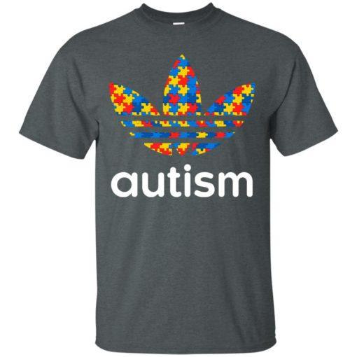 Autism Adidas shirt - image 2648 510x510