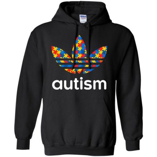 Autism Adidas shirt - image 2650 510x510