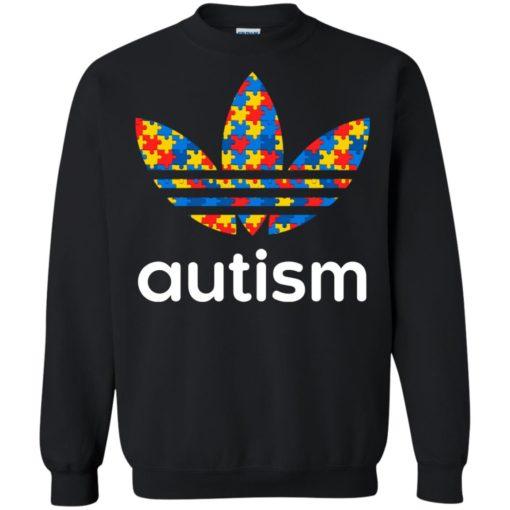 Autism Adidas shirt - image 2651 510x510