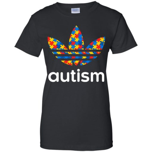 Autism Adidas shirt - image 2653 510x510