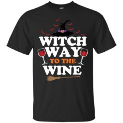 Witch way to the wine shirt - image 2702 247x247