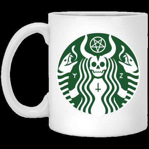 Satanic Starbuck shirt - image 28 510x510