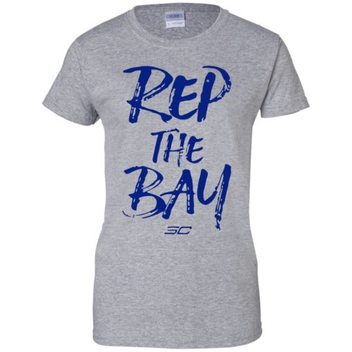 Stephen Curry Rep the Bay shirt - image 2802 510x510