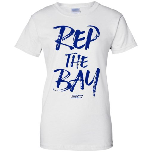 Stephen Curry Rep the Bay shirt - image 2803 510x510