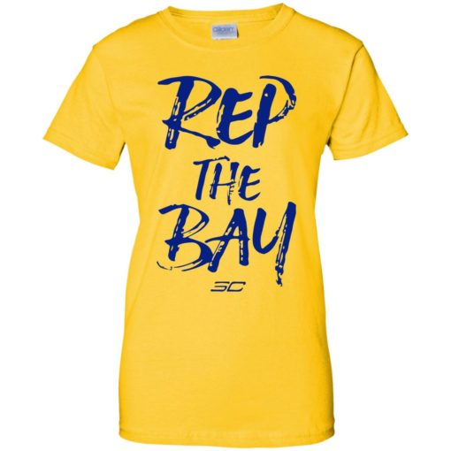 Stephen Curry Rep the Bay shirt - image 2804 510x510