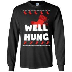 Well Hung Christmas sweatshirt shirt - image 2816 247x247