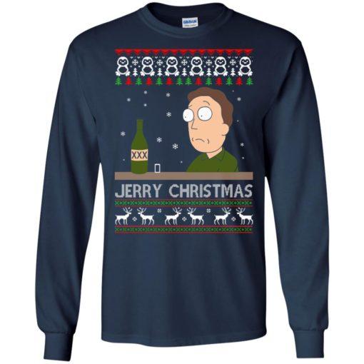 Jerry Christmas Ugly sweatshirt, hoodie, long sleeve shirt - image 2867 510x510