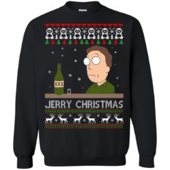 Jerry Christmas Ugly sweatshirt, hoodie, long sleeve shirt - image 2869 247x247