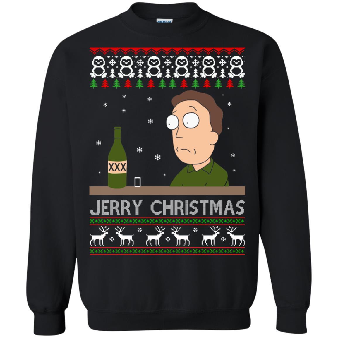 Jerry Christmas Ugly sweatshirt, hoodie, long sleeve