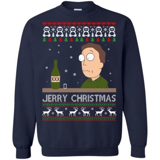 Jerry Christmas Ugly sweatshirt, hoodie, long sleeve shirt - image 2870 510x510