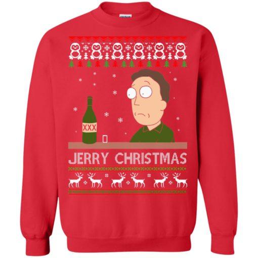 Jerry Christmas Ugly sweatshirt, hoodie, long sleeve shirt - image 2871 510x510