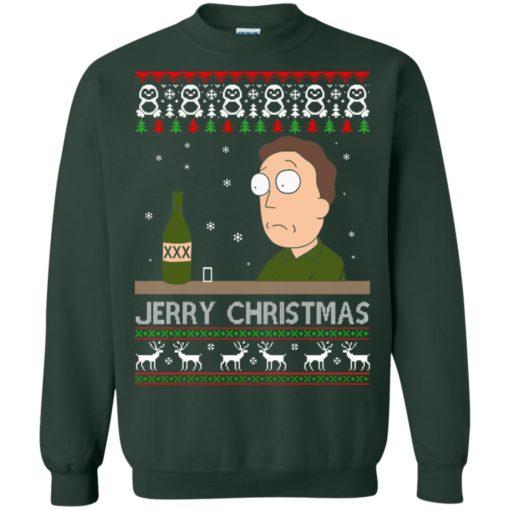 Jerry Christmas Ugly sweatshirt, hoodie, long sleeve shirt - image 2872 510x510