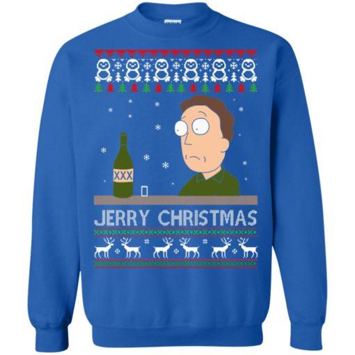 Jerry Christmas Ugly sweatshirt, hoodie, long sleeve shirt - image 2873 510x510