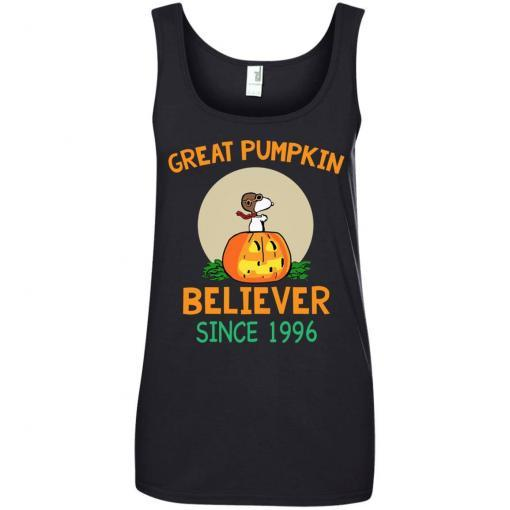 Snoopy Great Pumpkin Believer Since 1996 shirt - image 29 510x510