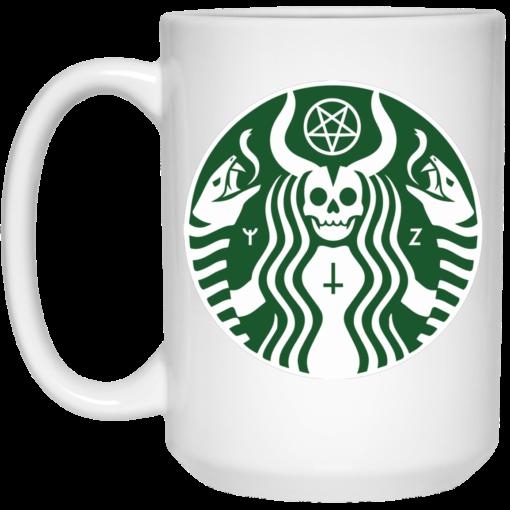 Satanic Starbuck shirt - image 31 510x510