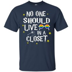 No one should live in a closet shirt - image 322 247x247