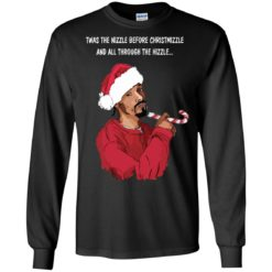 Snoop Dogg twas the nizzle before Christmizzle Sweater shirt - image 3260 247x247