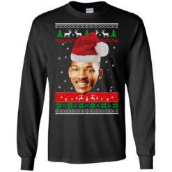 Fresh Prince Christmas sweater shirt - image 4050 247x247