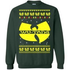 Wu-Tang Ugly Christmas Sweater shirt - image 4106 247x247