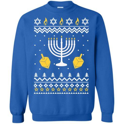 Happy Hanukkah Ugly Christmas Sweater shirt - image 4397 510x510