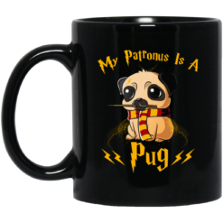 My Patronus Is A pug mug shirt - image 44 247x247