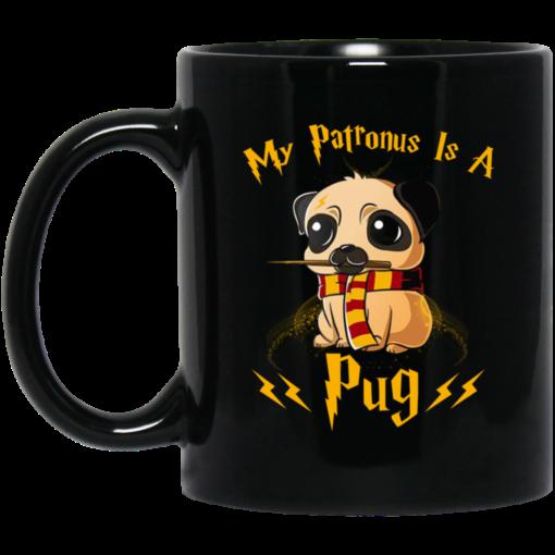 My Patronus Is A pug mug shirt - image 44 510x510