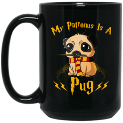 My Patronus Is A pug mug shirt - image 45 247x247