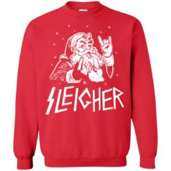 Santa sleigher Christmas sweater shirt - image 4743 247x247