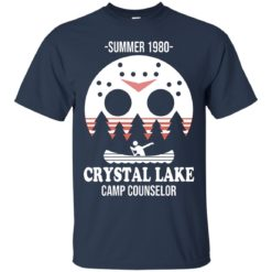 Jason Voorhees Summer 1980 camp crystal lake shirt - image 476 247x247