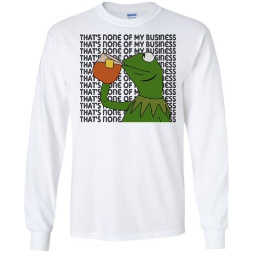 Dat Boi That's none of my Business shirt - image 5044 510x510