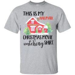 This is my Hallmark christmas movie watching shirt shirt - image 5448 247x247