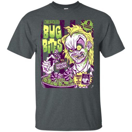 Net the world Bug Bites shirt - image 587 510x510