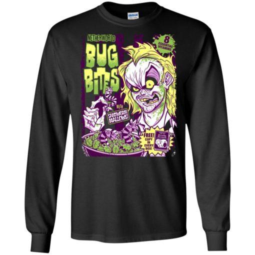 Net the world Bug Bites shirt - image 588 510x510