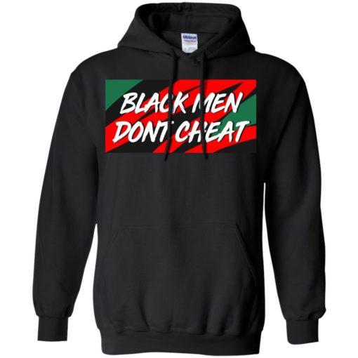 Black Men don't cheat shirt - image 601 510x510