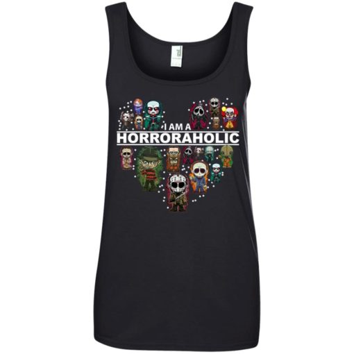 I am a Horror Aholic shirt - image 614 510x510