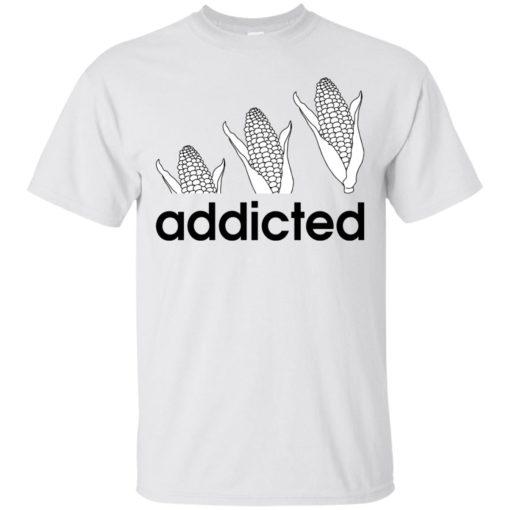 Corn Addicted shirt - image 719 510x510
