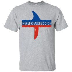Stop Shark Finning shirt - image 794 247x247